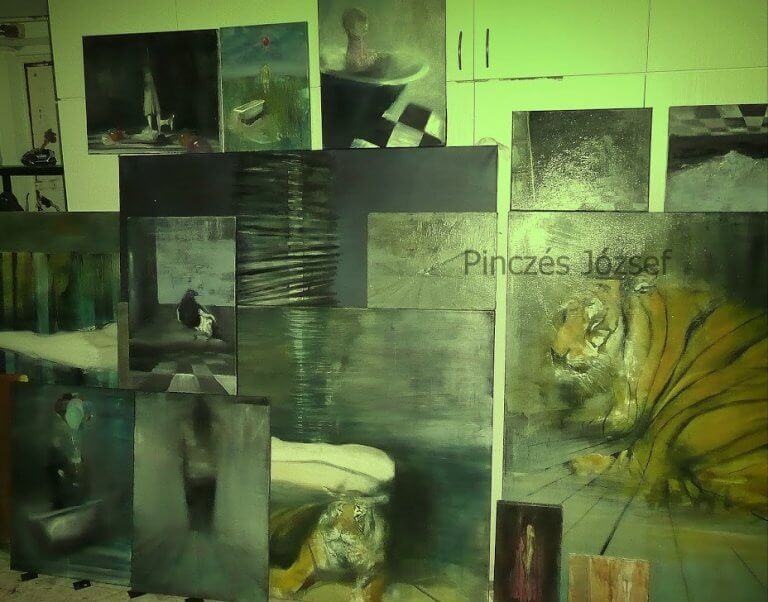 Pinczés József kiállítása