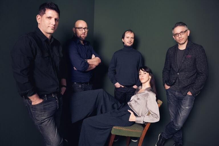 Váczi Eszter Quartet