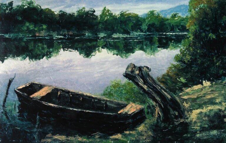 Majercsik János festőművész kiállítása