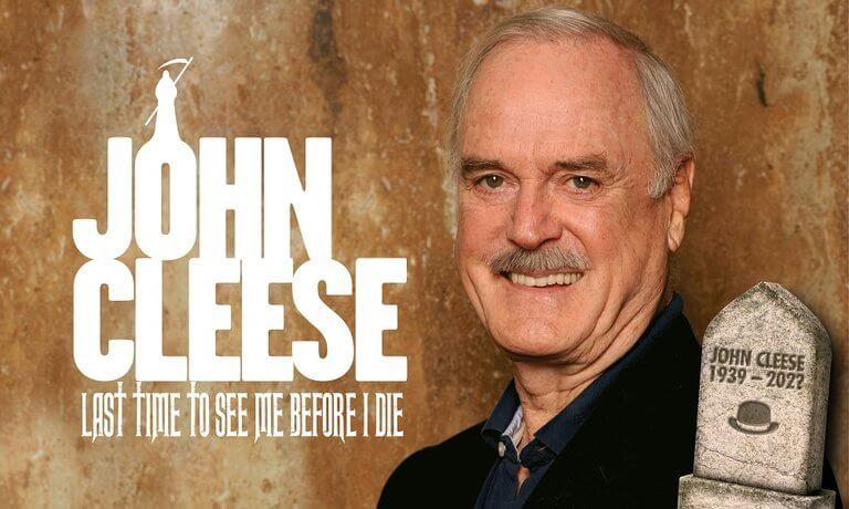 John Cleese: Last time to see me before I die