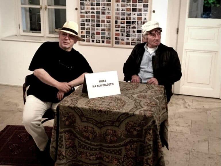 Művészek szanatóriuma – Felhívás
